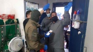 Невъзможно бягство от затвора на шестима палестинци: през тунел под мивка