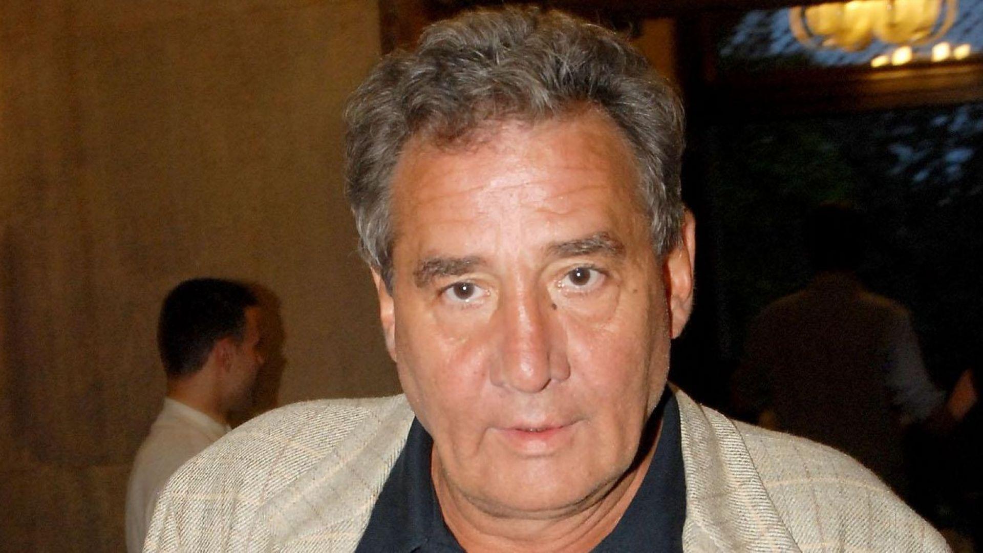 Почина бизнесменът и журналист Борислав Дионисиев