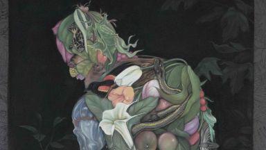Художникът Закари Логан - за първи път в България в Галерия Little Bird Place