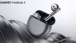 Стартират продажбите на HUAWEI FreeBuds 4 в България