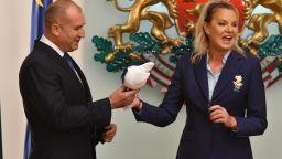 Президентът награди олимпийците ни, БОК отчете представянето в Токио като отлично
