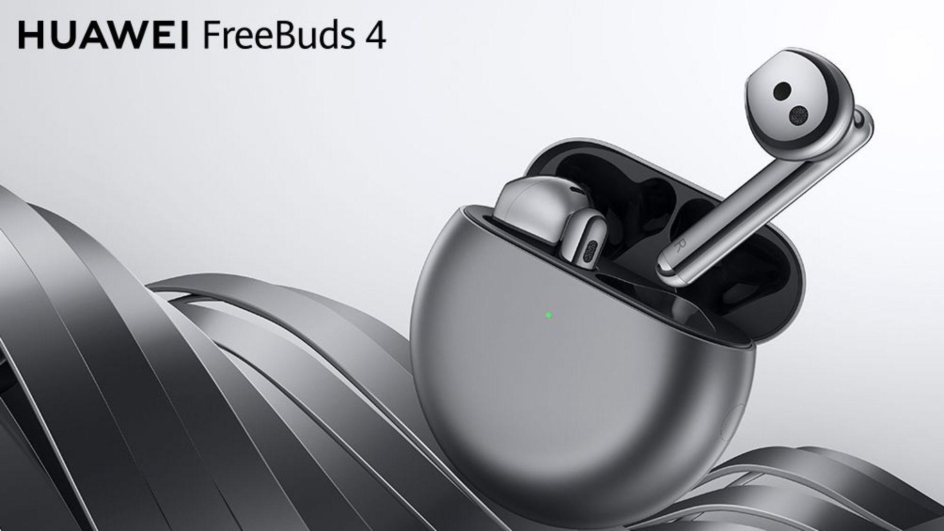 HUAWEI FreeBuds 4 в България – Hi-Res Audio слушалки с адаптиращо се към ухото шумопотискане
