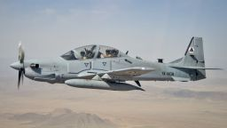 Кои са най-мощните оръжия във ВВС на талибаните