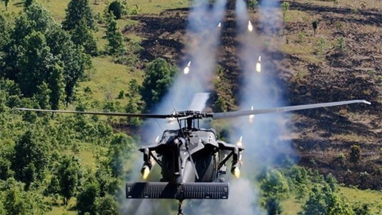 UH-60A+ Black Hawk