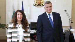 Херо Мустафа и Стефан Янев обсъдиха корупцията