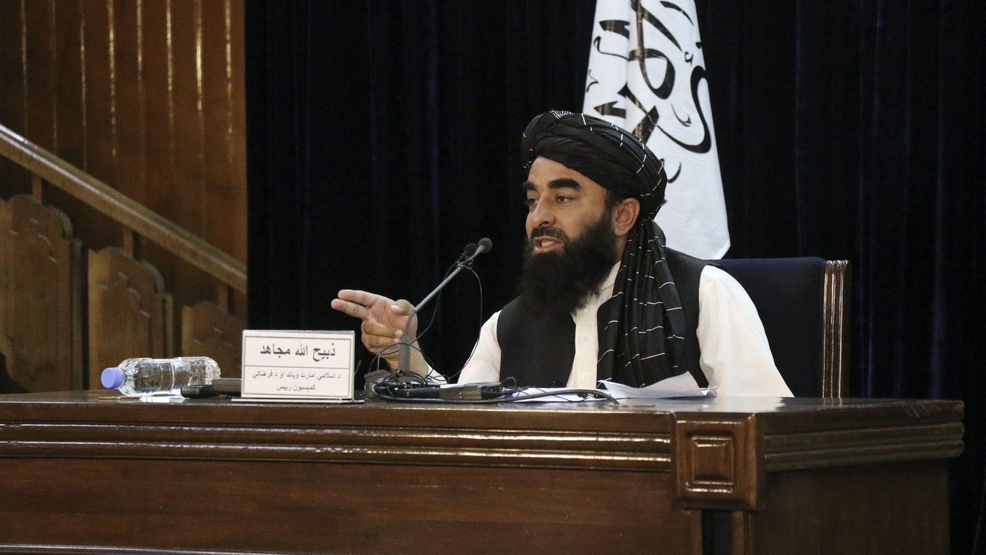 Талибаните обявиха част от състава на новото афганистанско правителство