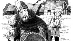 """Нова поредица от създателя на """"Страховитото в историята"""" прави историята достъпна за децата"""