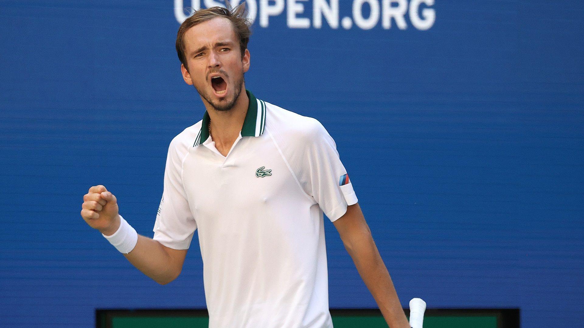 Медведев приключи приказката на квалификанта Ван де Зандшулп и е на полуфинал