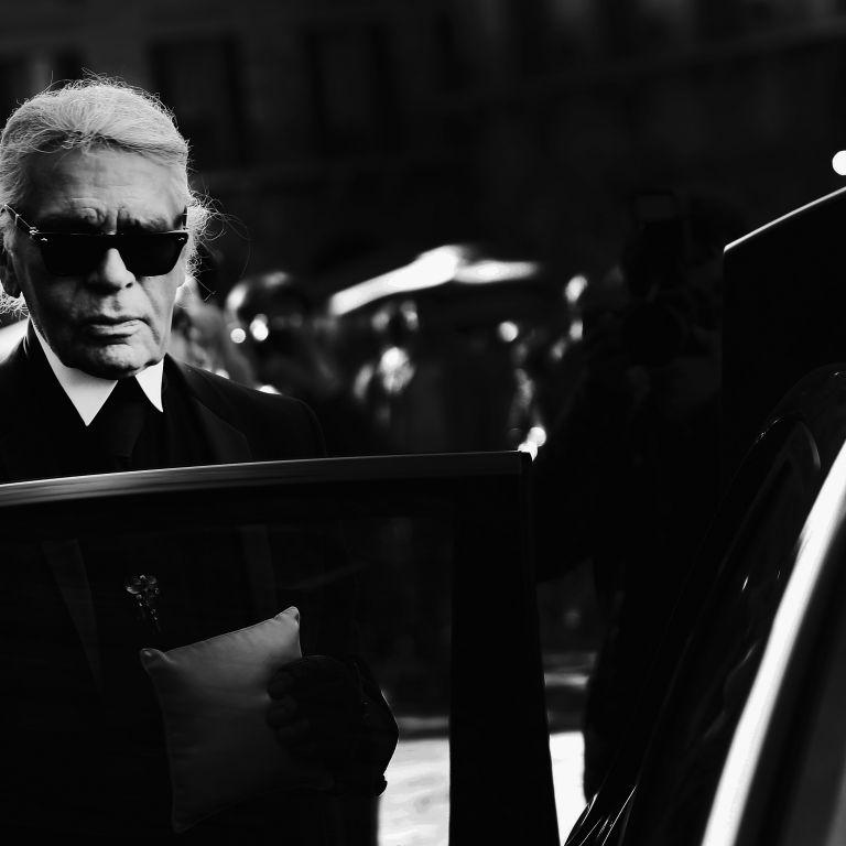 Карл Лагерфелд, който завинаги промени хода на модната история