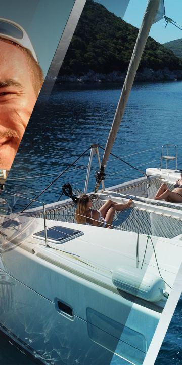 Да хвърлиш котва до Рафа Надал:  Кап. Симеон Петров от плажа Наваджо