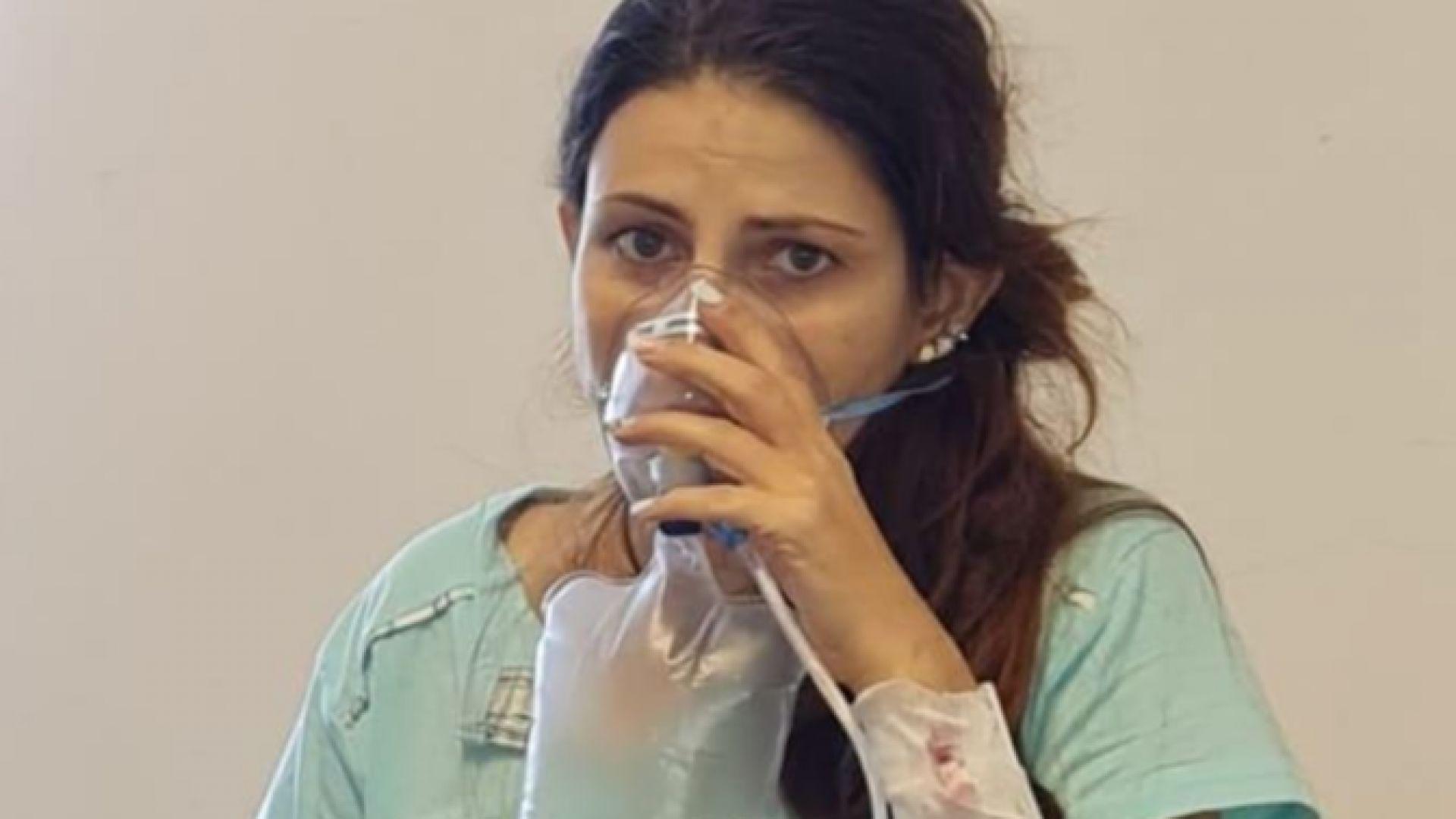 Зов за помощ: Млада майка се бори за живота си, но се нуждае от кръводарители