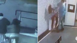 Доктор се нахвърли с юмруци върху 13-годишно момиче в столичен квартал (видео)