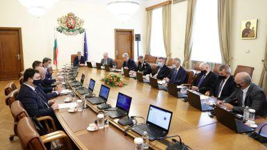 Съветът по сигурността обсъжда мигрантския натиск на границата