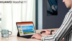 HUAWEI MatePad 11 с HarmonyOS вече е наличен на българския пазар в комплект със стилус и клавиатура