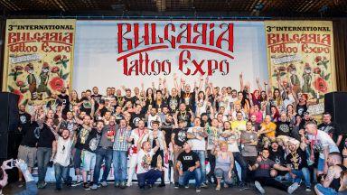 На 18 и 19 септември се провежда шестото издание на Bulgaria Tattoo Expo
