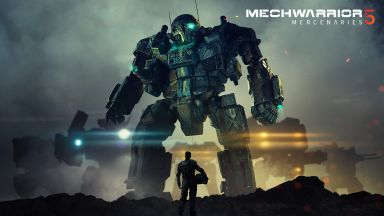 MechWarrior 5: Mercenaries излиза за PS5 и PS4 на 23 септември
