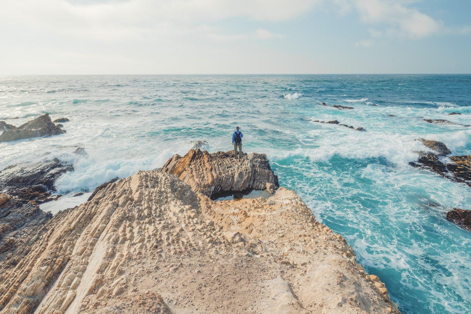 В Монтаня де Оро има скалисти и диви плажове, познати на малцина
