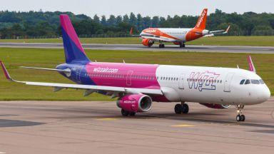 """EasyJet не се """"даде"""" на Wizz Air"""