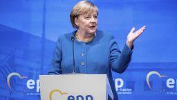 Последен Европейски съвет за Ангела Меркел