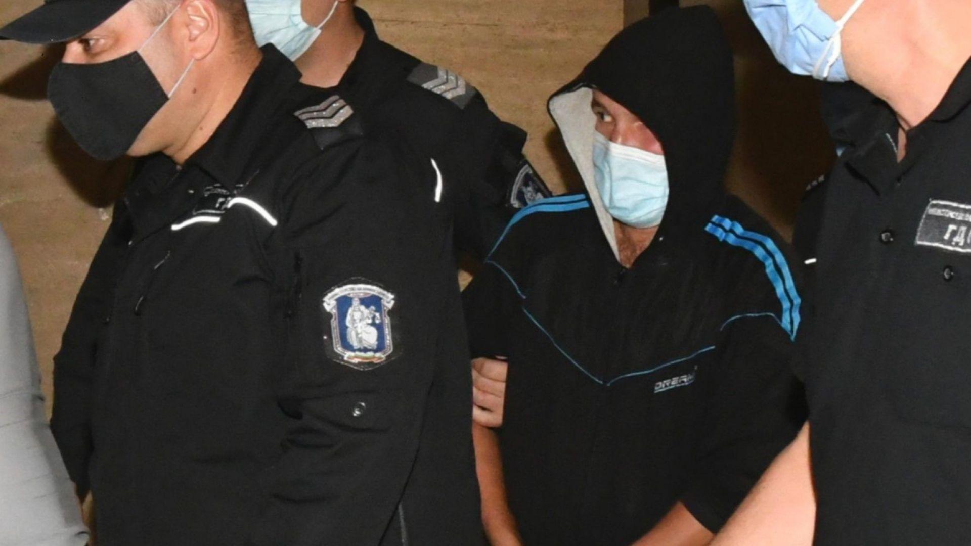 Пробация за мъжа, заплашил с убийство Ива Митева