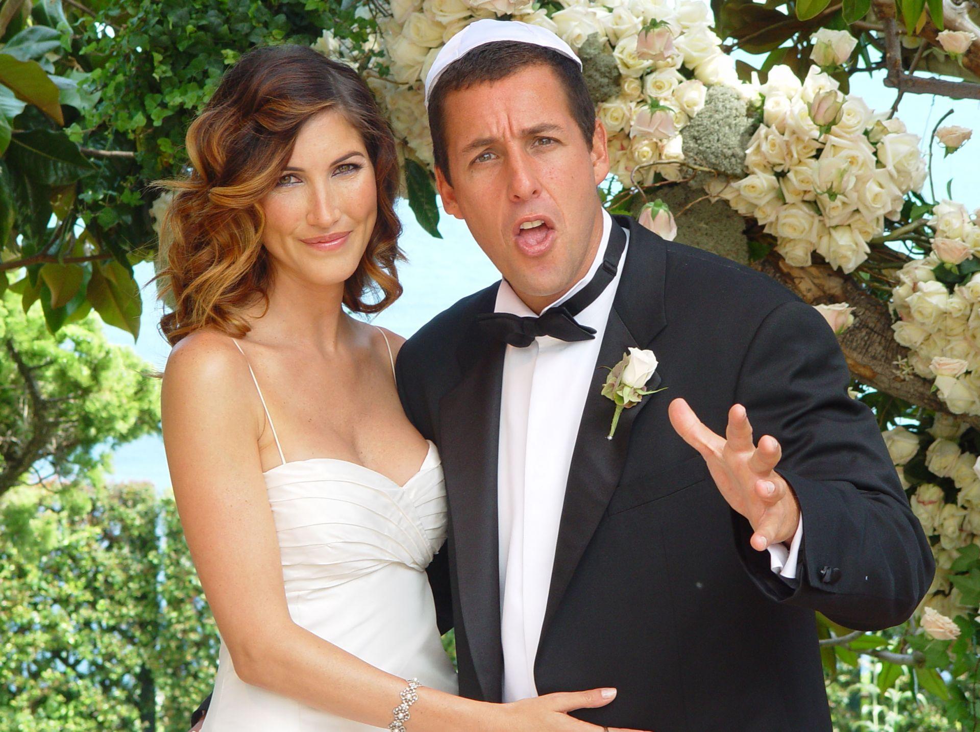 Адам със съпругата си Жаклин