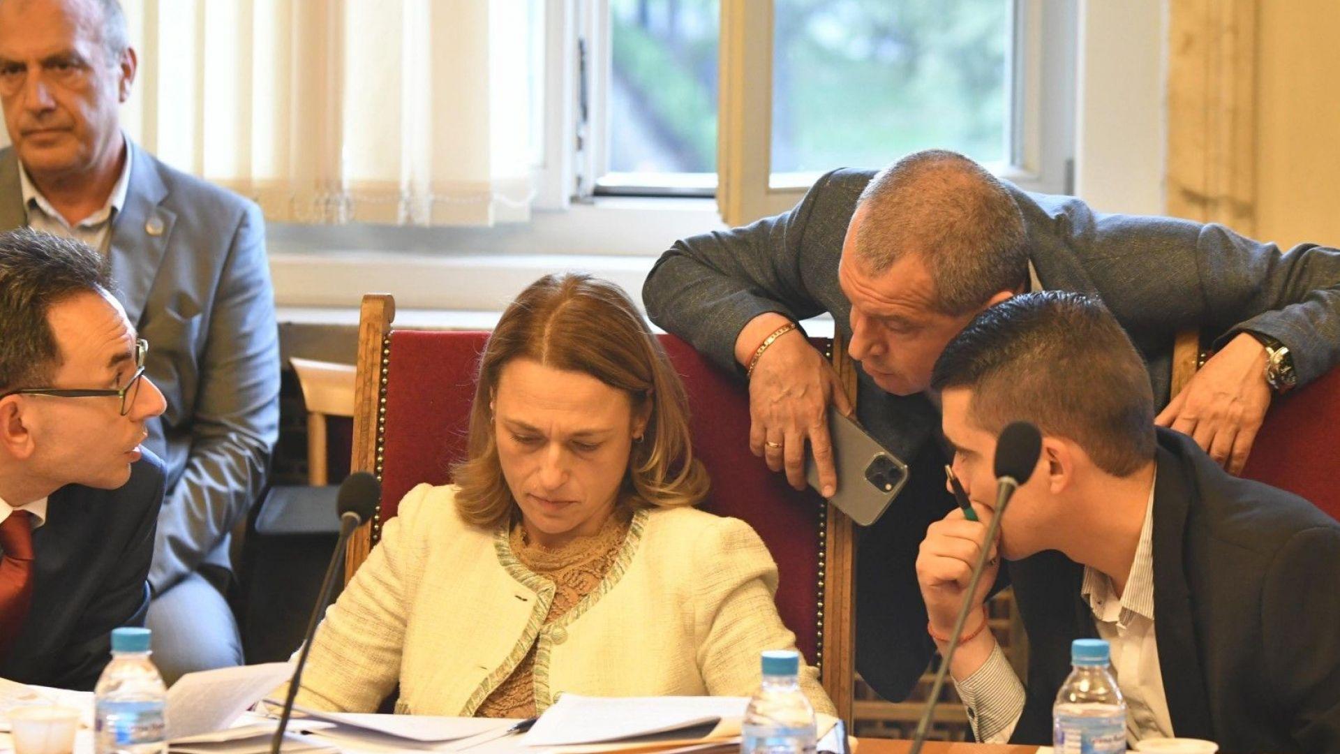 Провал на заседанието на правната комисия, обиждаха се на престъпник