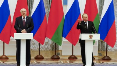 Путин и Лукашенко съгласуваха интеграцията между Русия и Беларус