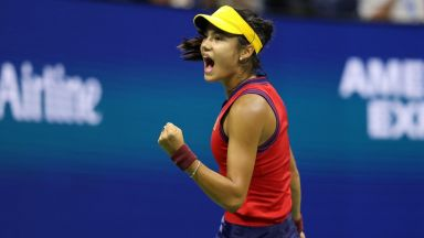 Шампионката Радукану: Спортно чудо, минало през картинг, баскетбол, голф, езда и балет