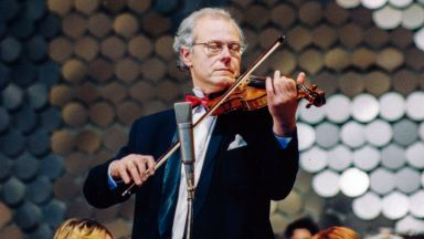 Цигуларят Йосиф Радионов: Възвишената музика е била винаги на почит в моето семейство