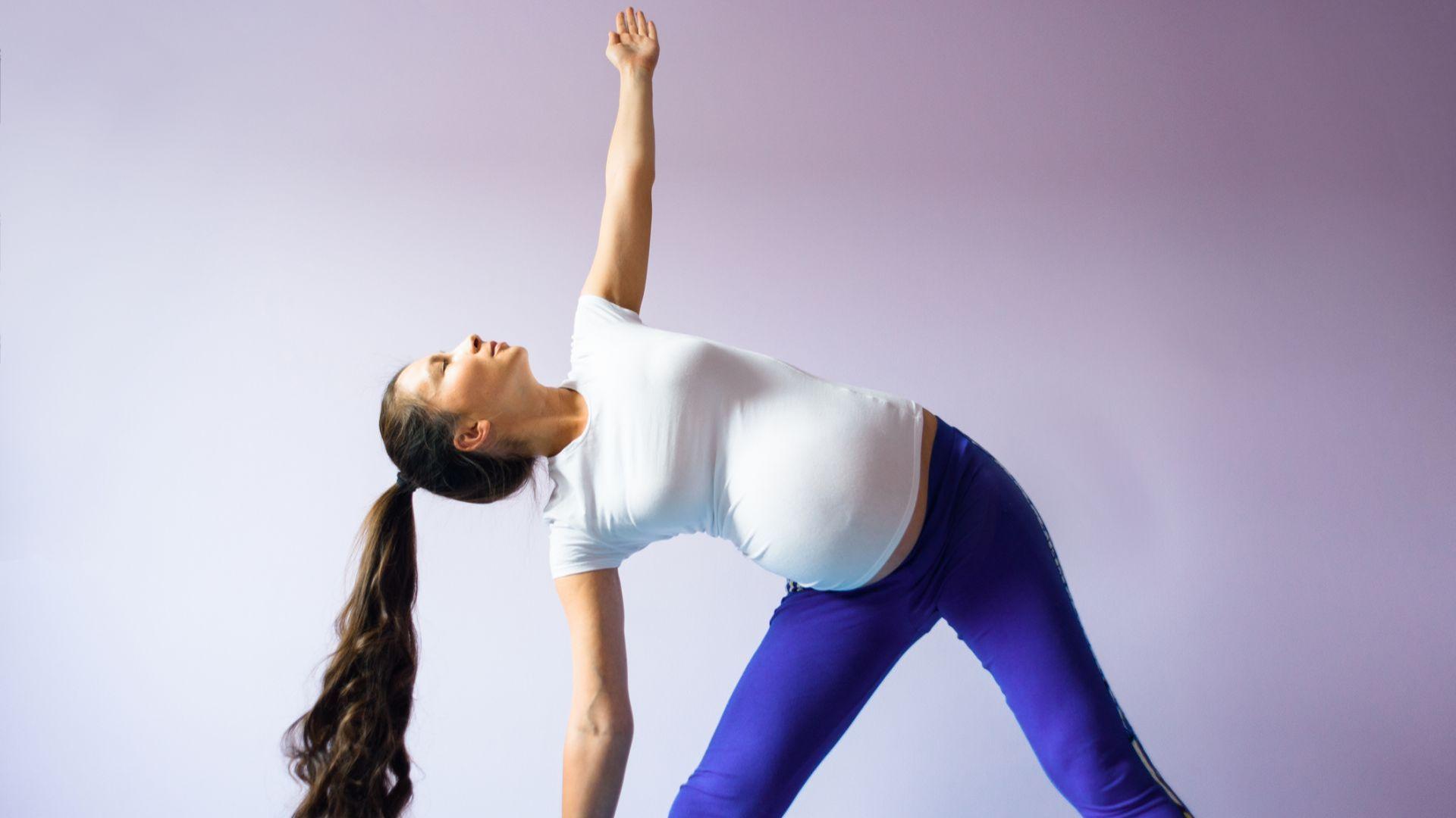 Физическата активност на бременните жени действа положително на белите дробове на бебетата