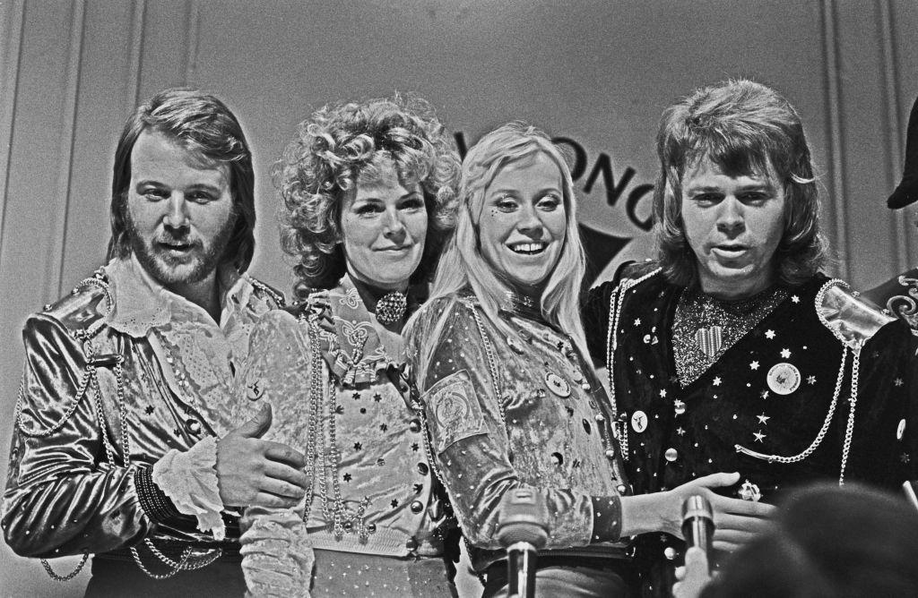 """Победители на """"Евровизия"""" с """"Ватерло"""" през 1974 г."""