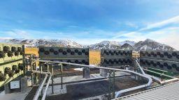 Заработи най-голямата централа за улавяне на въглероден диоксид в света