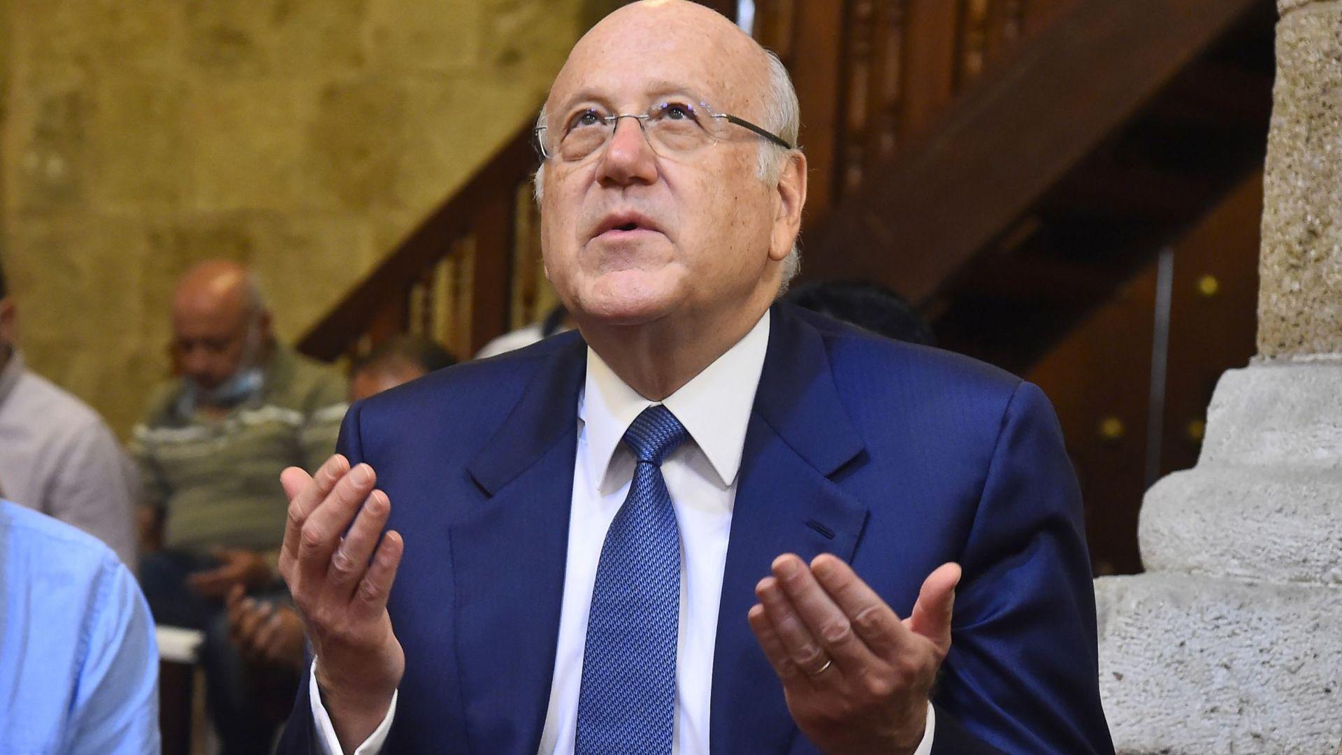 Ливан състави ново правителство след над година безизходица