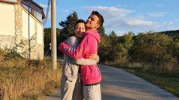 Яна Маринова показа порасналия си син
