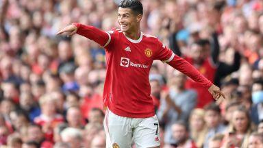 """Роналдо се завърна и открадна шоуто с два гола на """"Олд Трафорд"""""""