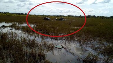 Военен хеликоптер с българи на борда е паднал в Кот Д`Ивоар