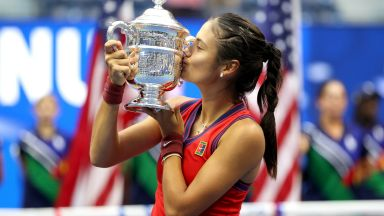 Женският финал на US Open би мъжкия по телевизионна аудитория зад Океана