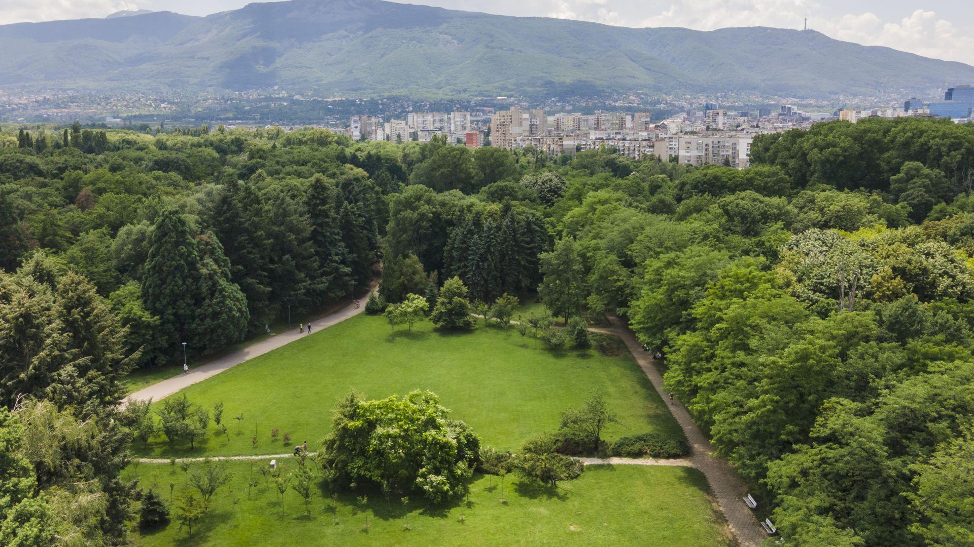София втора най-зелена столица в Европа в международен конкурс