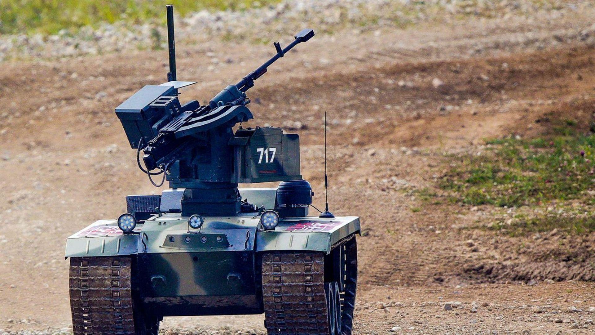 Русия изпробва нова военна техника на границата с ЕС