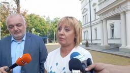 Манолова: Митева нарушава Конституцията, като не свиква извънредно заседание