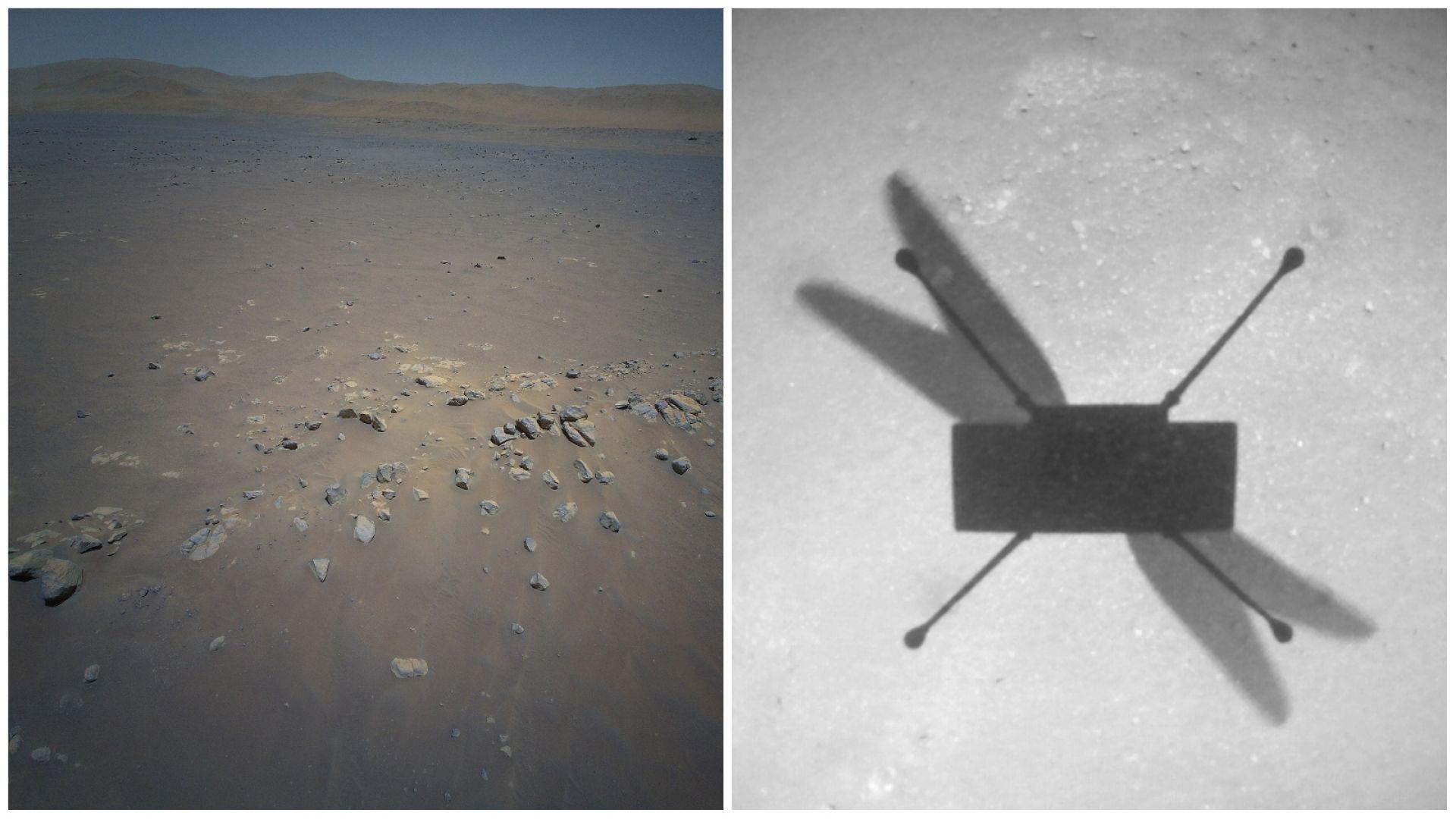 Китай разработва марсиански хеликоптер, който е по-бърз от звука