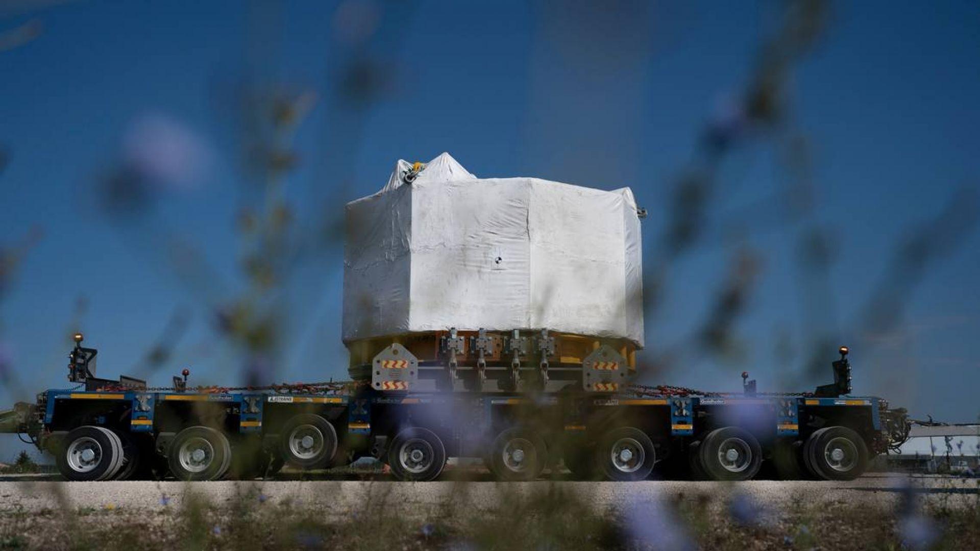 Учени създадоха огромен магнит за термоядрен синтез