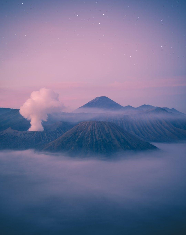 Бромо, Индонезия