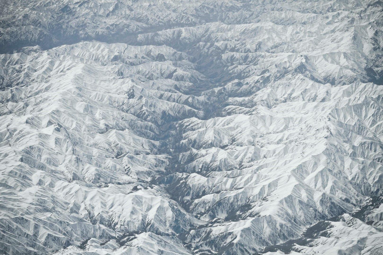 Хималаите отвисоко