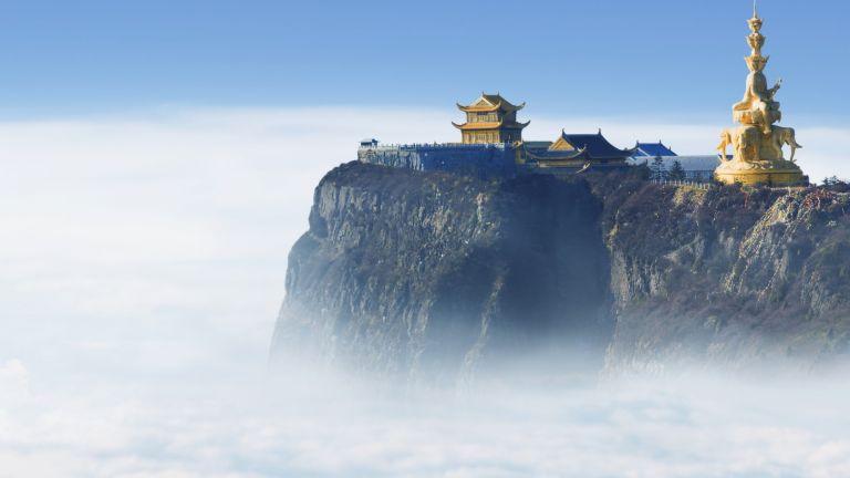 7 спиращи дъха планински гледки в Азия (снимки)