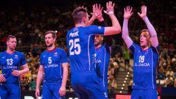 Олимпийският шампион бе разбит от Чехия на Евроволей 2021