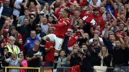 """Шампионската лига се завръща, а Роналдо е там като """"дявол"""" 13 г. след екшъна в Москва"""