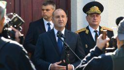 Румен Радев: Няма да има промяна в политиката на новото служебно правителство