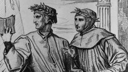 Италия се прекланя пред Данте в деня на смъртта му