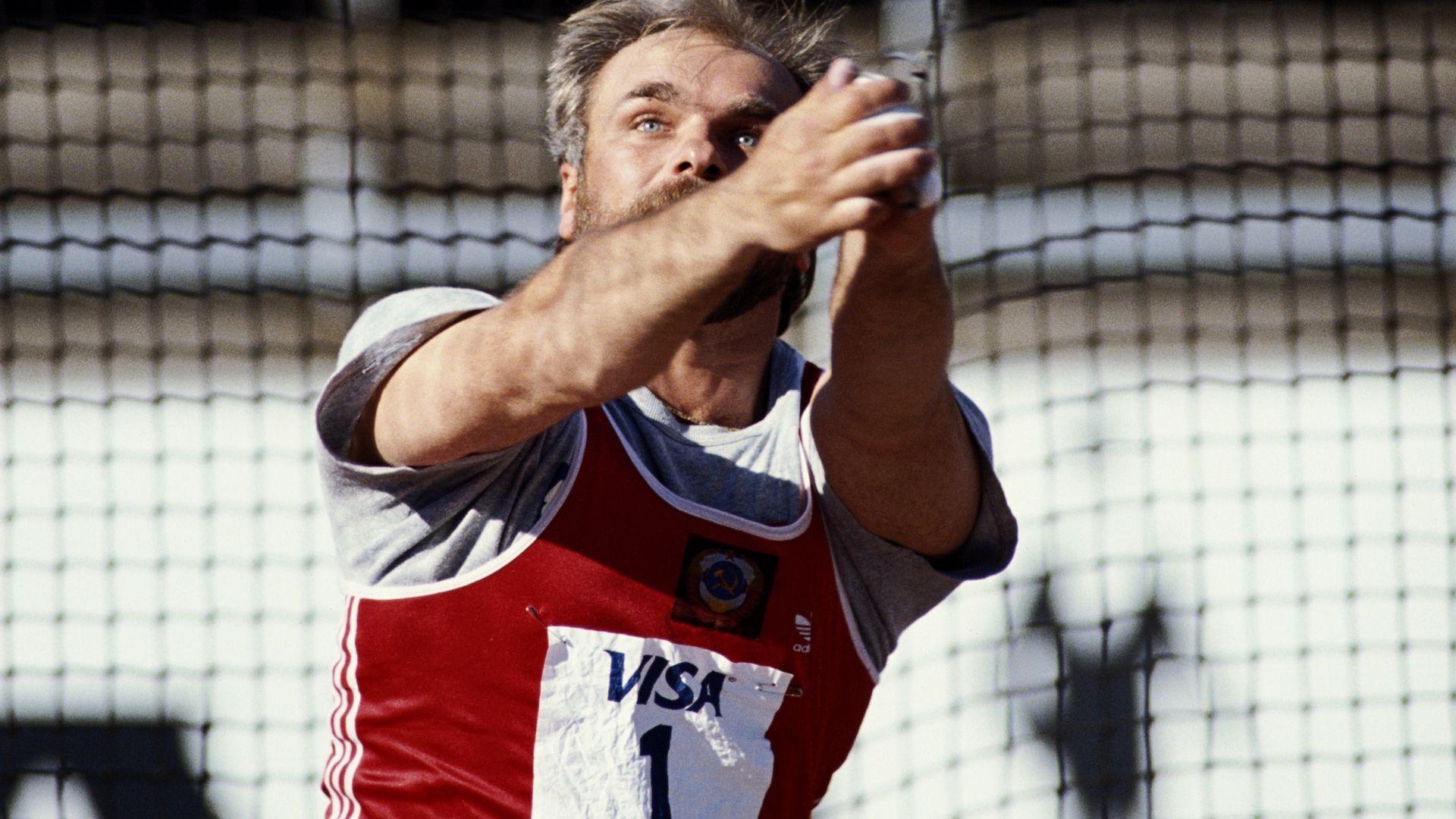 Почина световният рекордьор в хвърлянето на чук